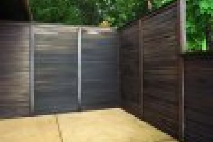 Quik Fence Back yard fencing 720 480