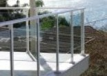 Glass balustrading Farm Gates