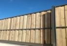 Advancetown Lap and cap timber fencing 1