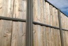 Advancetown Lap and cap timber fencing 2